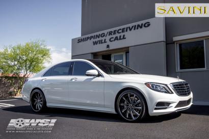 2014-бело-Mercedes-Benz-s550-Савини-колеса-sv37-втор-2.jpg