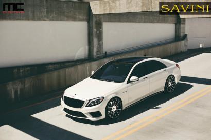 2014-бело-Mercedes-Benz-s63-Савини-колеса-sv52-д-duoblock-белый-черный-7.jpg