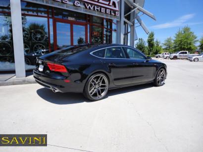 Black-Audi-A7-Savini-Wheels-Black-di-forza-BM7-Titanium-3.jpg