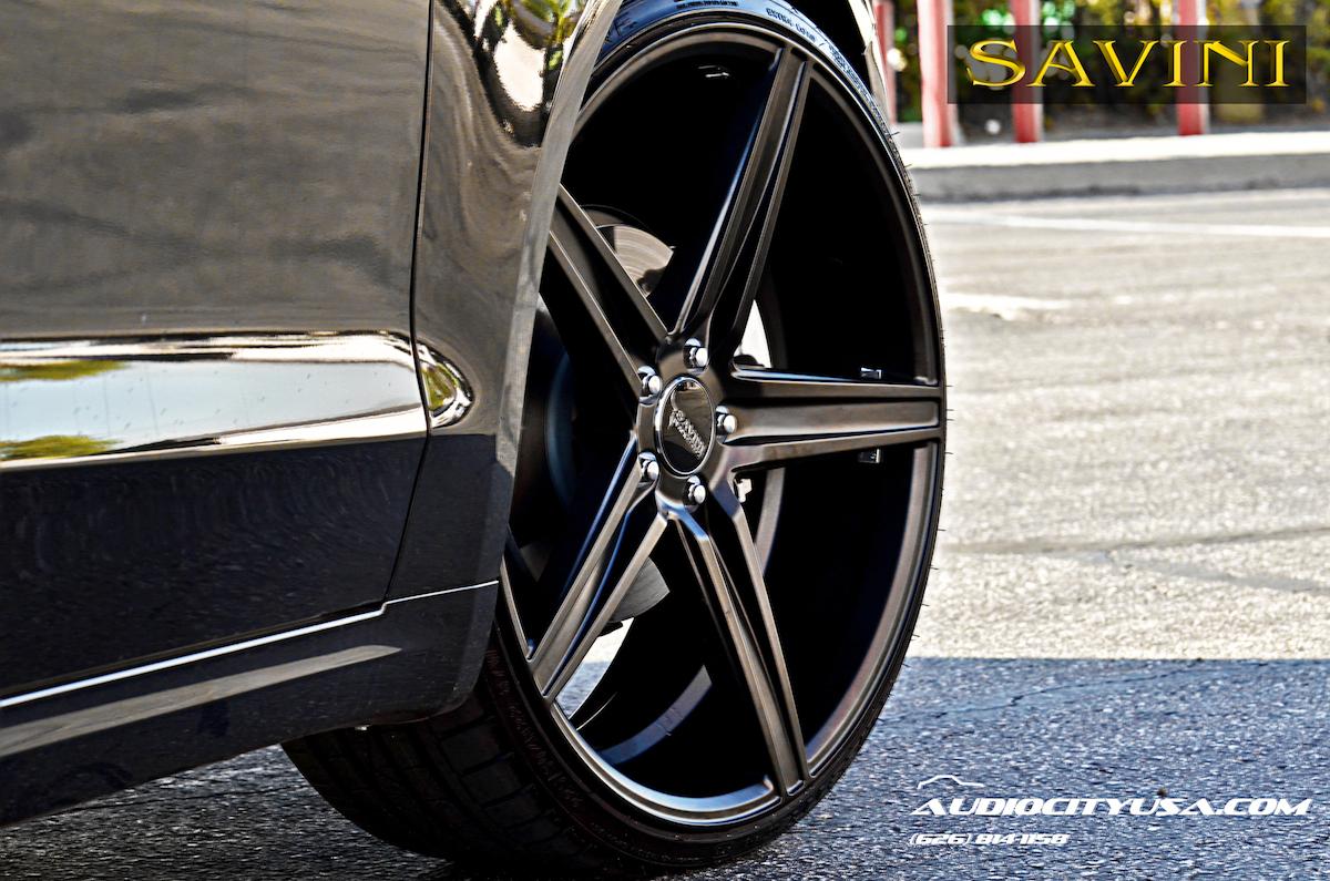 Fusion Savini Wheels