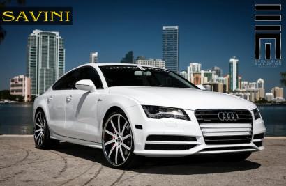 Бело-Audi-A7-Савини-кованые-колеса-SV37-C-вогнутая-белый-черный-1.jpg