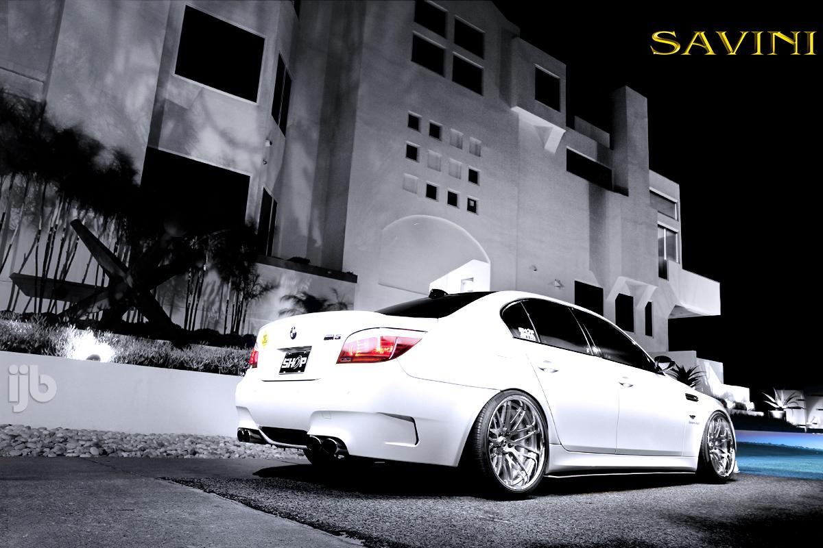 5-Series - Savini Wheels