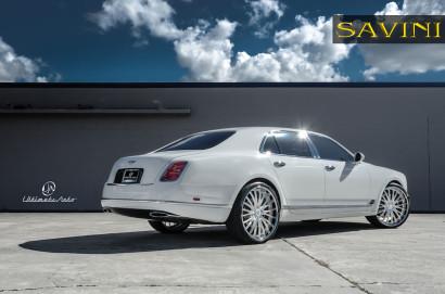 Weiß-Bentley-Mulsanne-Savini-Räder-BS5-Weiß-Polnisch-3.jpg