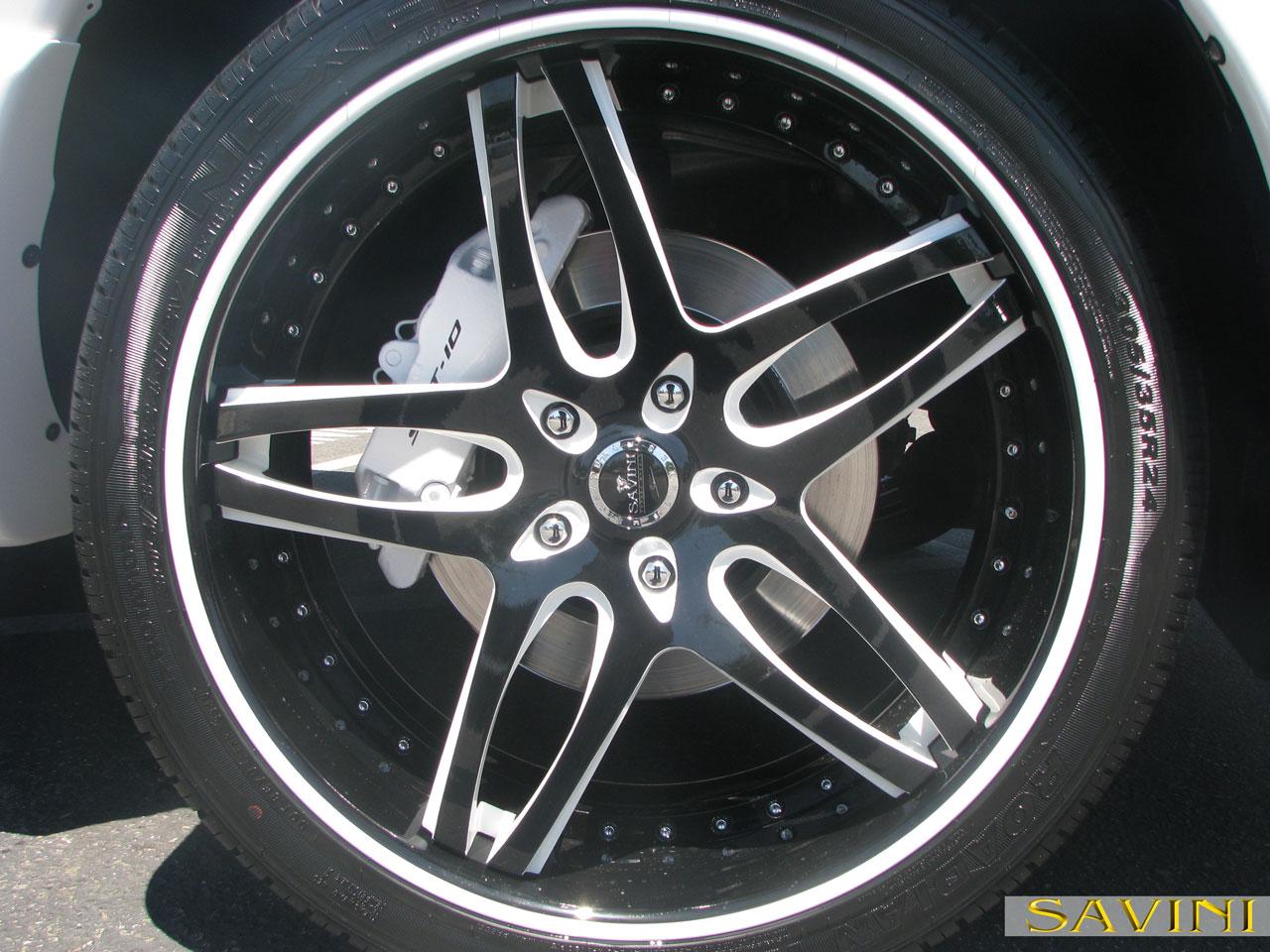 Ram Savini Wheels