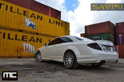 Бело-Mercedes-Benz-CL63-Савини-кованые-колеса-SV42-C-вогнутая-бело-польско-1.jpg