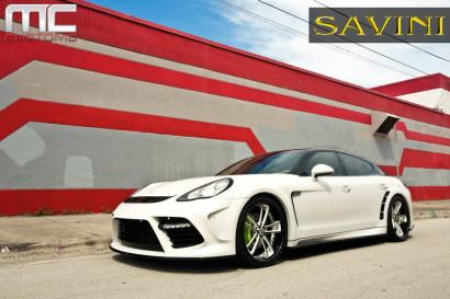 Бело-Porsche-Mansory-Panamera-Савини-кованые-колеса-SV51-C-вогнутая-белый-черный-1.jpg
