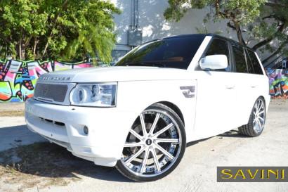 White-Range-Rover-Sport-Savini-Geschmiedete Räder-SV37-C-Konkav-Weiß-Schwarz-2.jpg