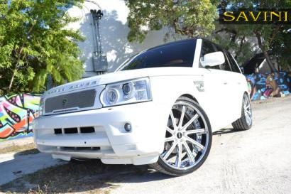 White-Range-Rover-Sport-Savini-Geschmiedete Räder-SV37-C-Konkav-Weiß-Schwarz-3.jpg