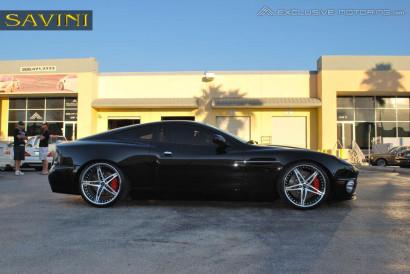 черно-Aston-Martin-Vanquish-Савини-кованые-колеса-sv10-с-щеткой-черно-2.jpg