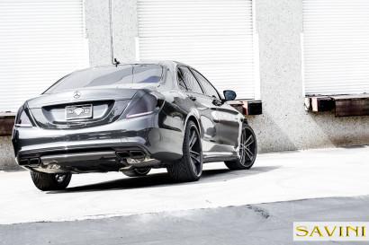 черно-Мерседес-s63-АМГ-Савини-кованые-колеса-sv51-с-черно-углеродное волокно 10.jpg
