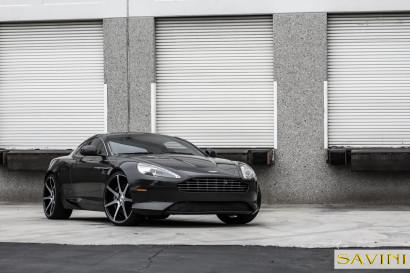 серо-Aston-Martin-Вираж-Савини-колеса-черная-ди-Forza-bm10-механическая обработка-черно-11.jpg