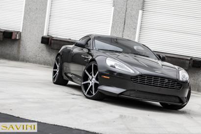 серо-Aston-Martin-Вираж-Савини-колеса-черная-ди-Forza-bm10-механическая обработка-черно-2.jpg