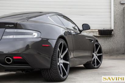 серо-Aston-Martin-Вираж-Савини-колеса-черная-ди-Forza-bm10-механическая обработка-черно-61.jpg