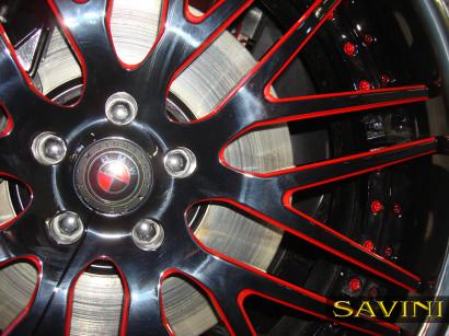 Rot-bmw-x6m-savini-geschmiedete Räder-sv25-c-konkav-schwarz-rot-7.jpg