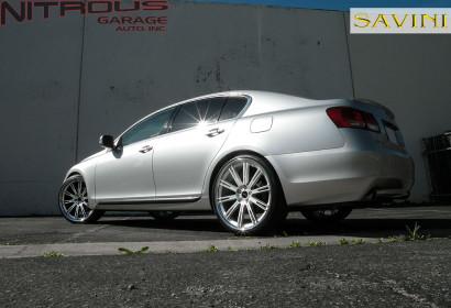 серебро-лексус-gs350-Савини-колеса-черный-ди-Forza-bm3-8.jpg