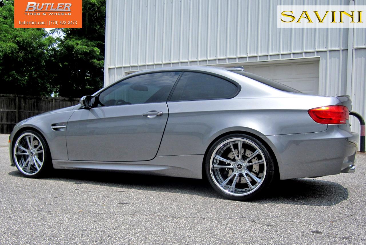 3 Series Savini Wheels