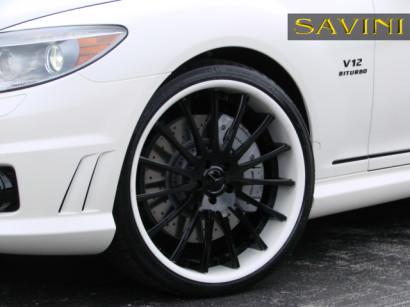 бело-Мерседес-cl550-Савини-кованые-колеса-sv34-белый-черный-1.jpg