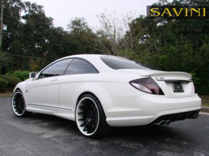 бело-Мерседес-cl550-Савини-кованые-колеса-sv34-белый-черный-2.jpg