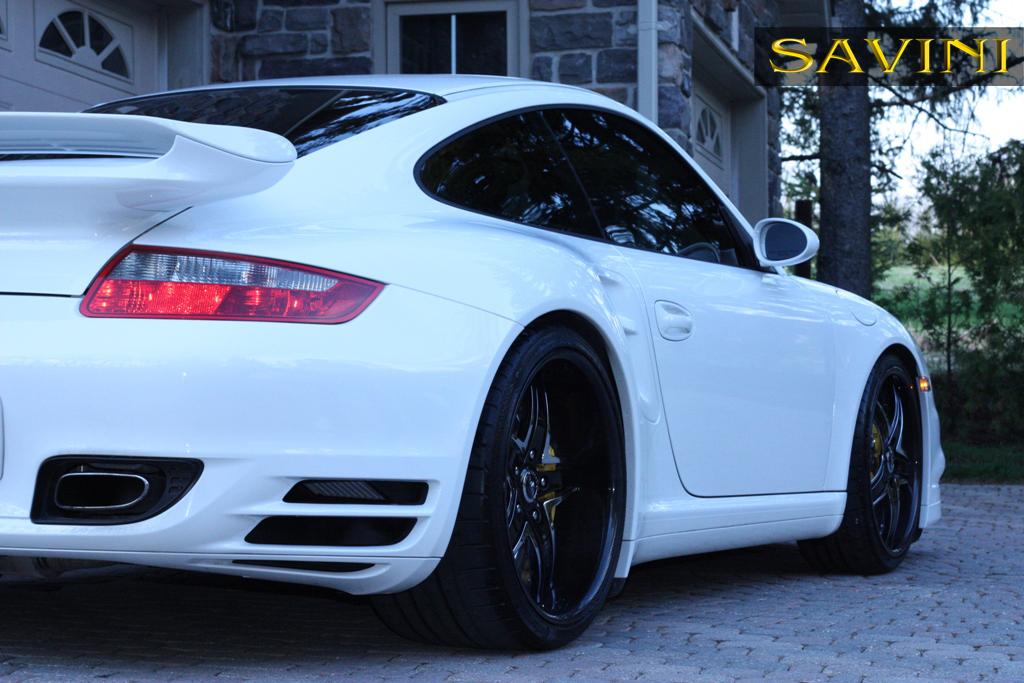 997 Savini Wheels
