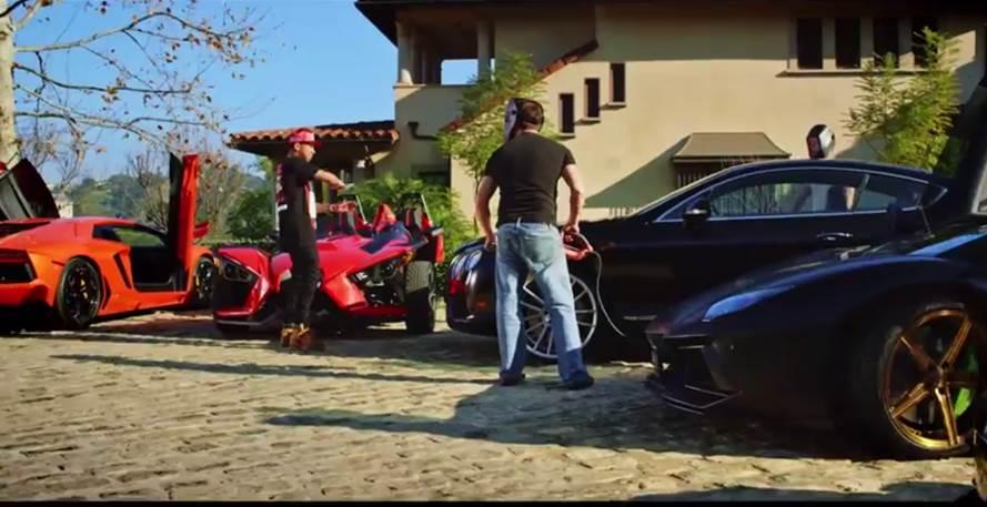 "2016 Rolls Royce Ghost >> Chris Brown x Tyga ""Ayo""| Savini Wheels| RDBLA"