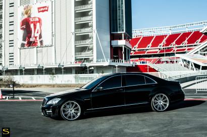 Черно-калифорнийская Wheels-Mercedes-Benz-S63-Saini-Wheels-Black-ди-Forza-BM3-Обработанный-Black-Stainless-Steel-11.jpg