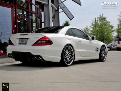 Butler-Tire-Renntech-Mercedes-Benz-SL63-Savini-Räder-Schwarz-di-Forza-BM4-Bearbeite-Schwarz-3.jpg