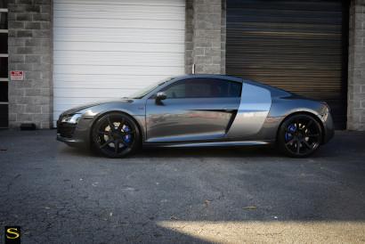 Grau-Audi-R8-Savini-Räder-Schwarz-Di-Forza-BM10-Matte-Schwarz-10.jpg