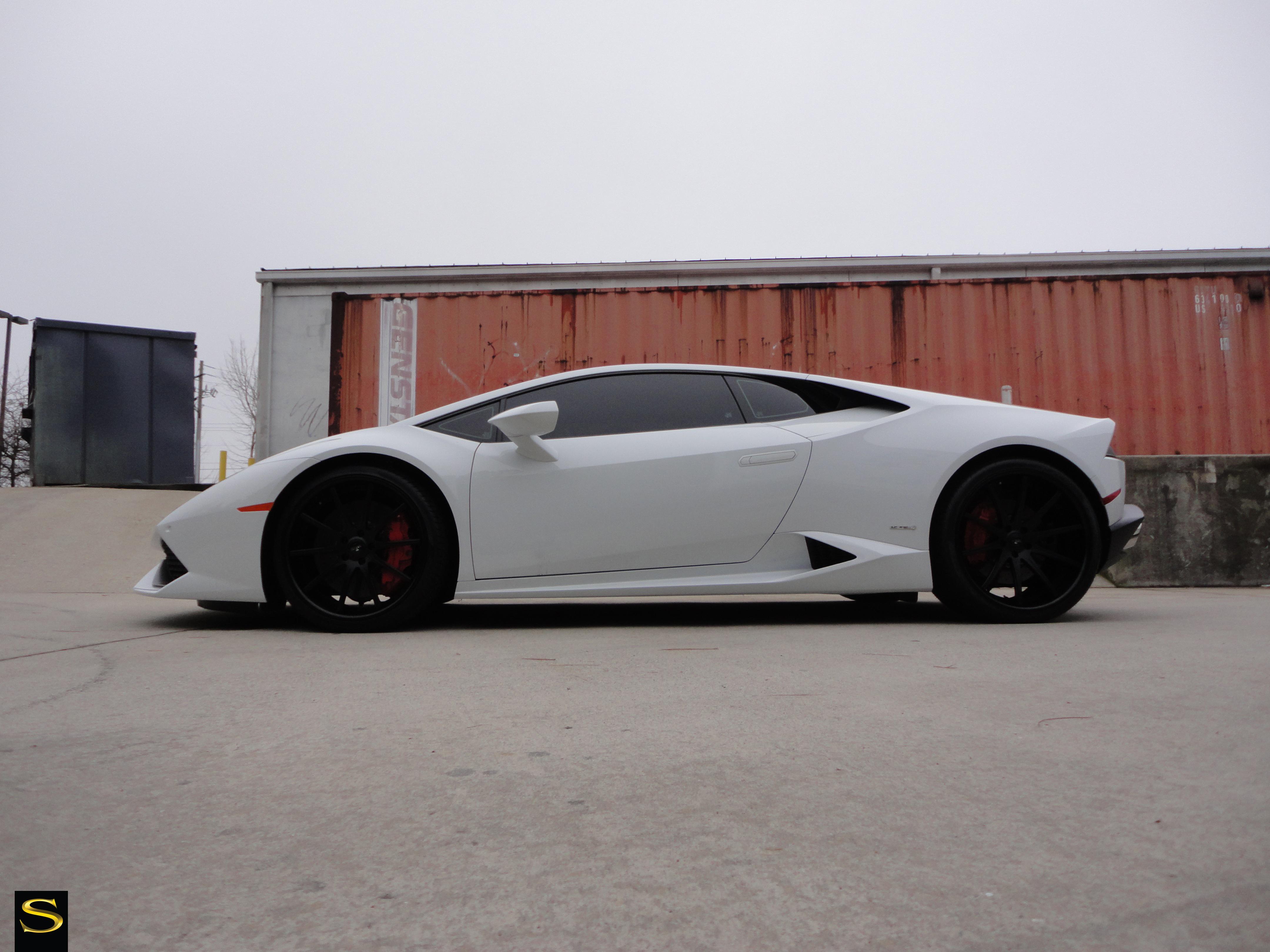 butler tire lamborghini huracan savini wheels savini forged - Lamborghini Huracan Matte White