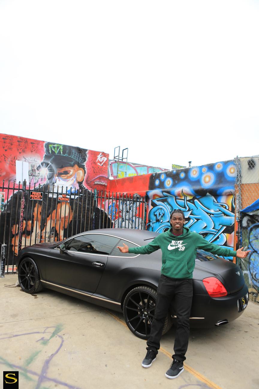 Савини-колеса-черный-ди-Forza-bm12-матово-черный-Bentley GT-theotis-beasley- (14)