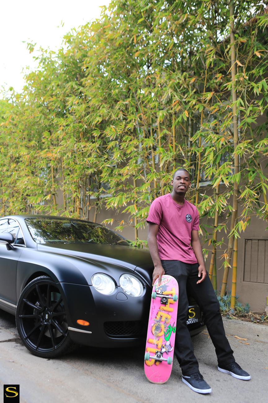 Савини-колеса-черный-ди-Forza-bm12-матово-черный-Bentley GT-theotis-beasley- (6)