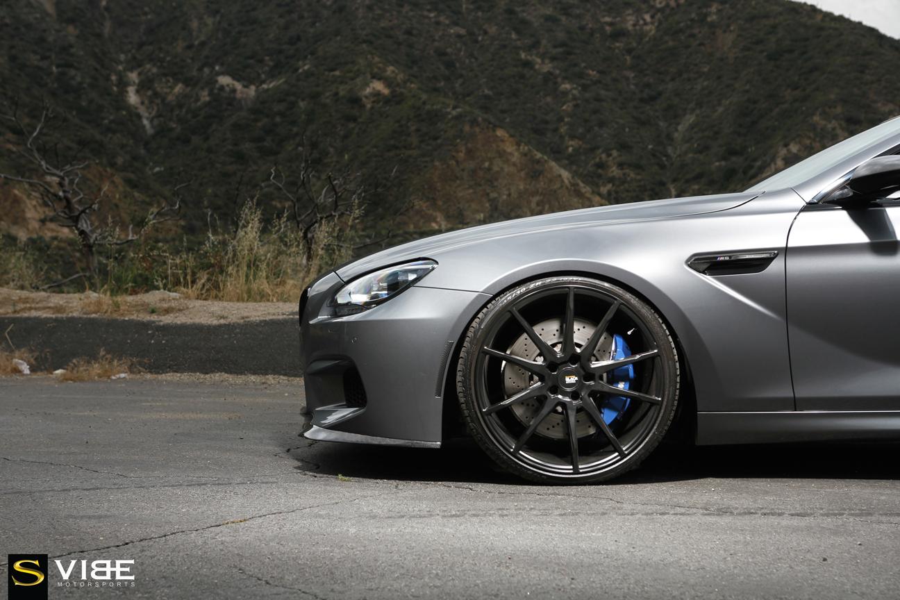 Савиньи-колеса-черный-ди-Forza-колеса-bm12-матовые черно-Bmw-m6-Vibe-автоспорте-2