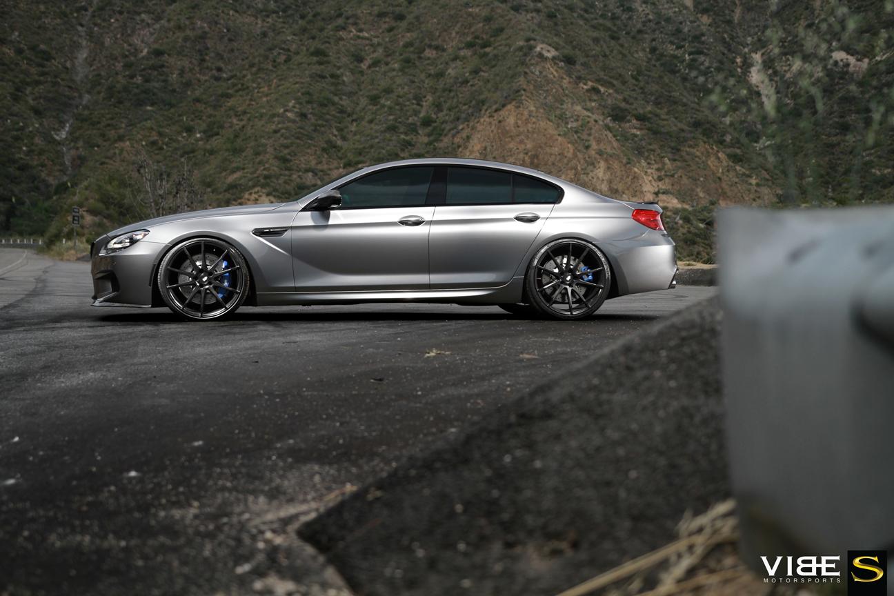 Савиньи-колеса-черный-ди-Forza-колеса-bm12-матовые черно-Bmw-m6-Vibe-автоспорте-9