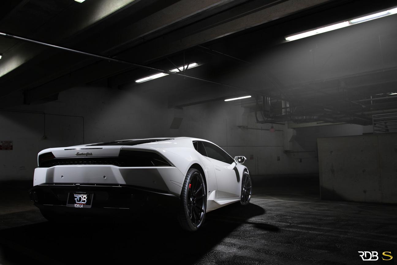 Lamborghini Huracan Savini Wheels