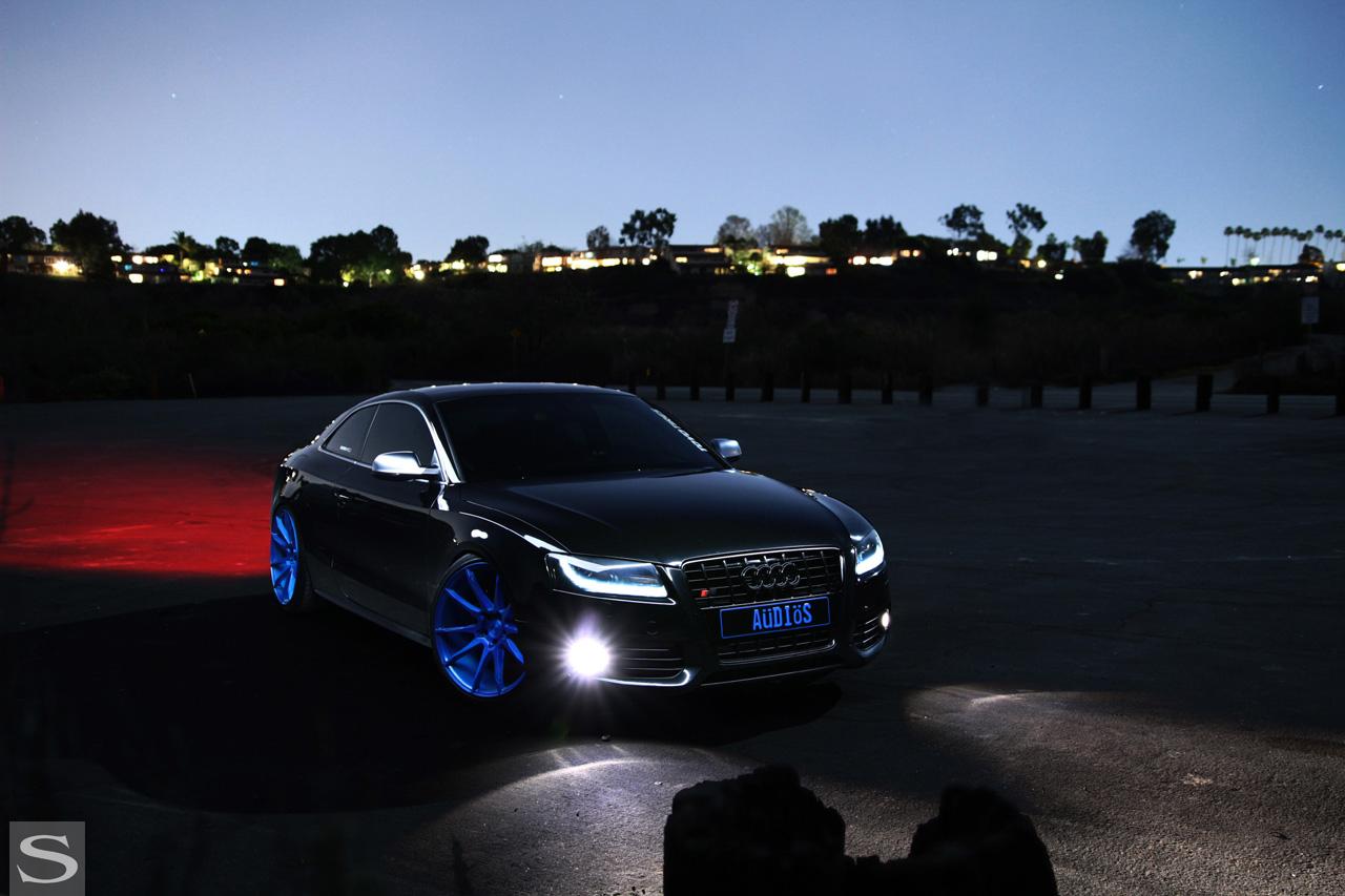 Audi S5 - Savini Wheels