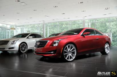 Савини-колеса-черный-ди-Forza-bm12-щеткой-серебристо-бордовый-Кадиллак-ATS-butler2.jpg