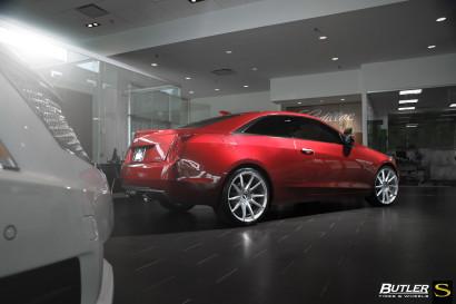 Савини-колеса-черный-ди-Forza-bm12-щеткой-серебристо-бордовый-Кадиллак-ATS-butler3.jpg