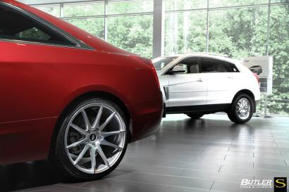 Савини-колеса-черный-ди-Forza-bm12-щеткой-серебристо-бордовый-Кадиллак-ATS-butler6.jpg