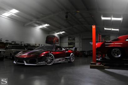 Савини-колеса-черный-ди-Forza-bm12 щеткой-ддт-феррари-f430-бордовый-Батлера-1.jpg
