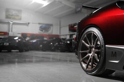Савини-колеса-черный-ди-Forza-bm12 щеткой-ддт-феррари-f430-бордовый-Батлера-4.jpg
