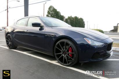 Савини-Black-ди-Forza-BM12-Brushed-Silver-Black-Maserati Ghibli-1.jpg-