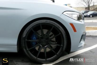 サヴィーニ - ブラック - ディ - フォルツァ -  BM12  - マット - ブラック -  BMW-2  - シリーズ -  4.jpg