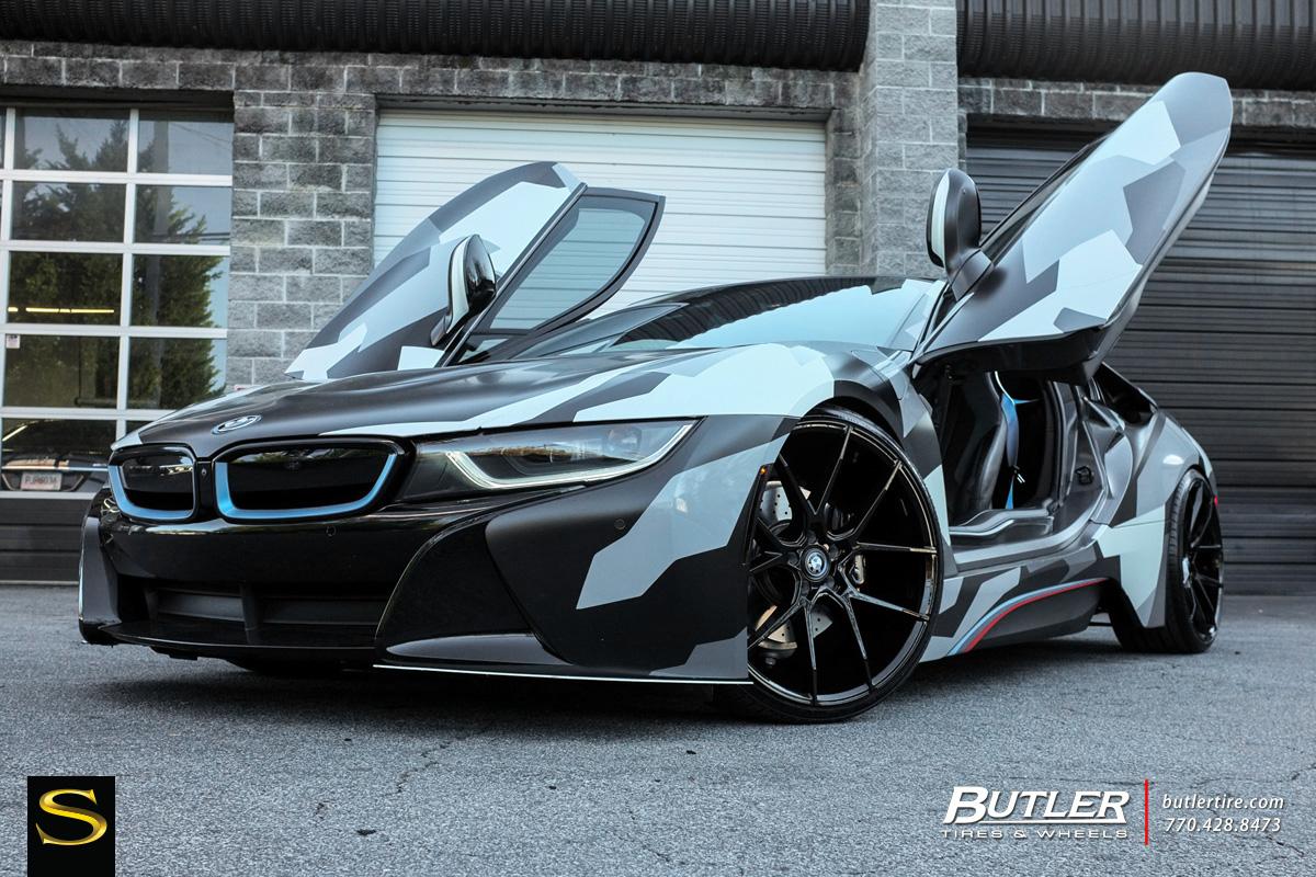 Savini Black Di Forza BM14 Gloss BMW