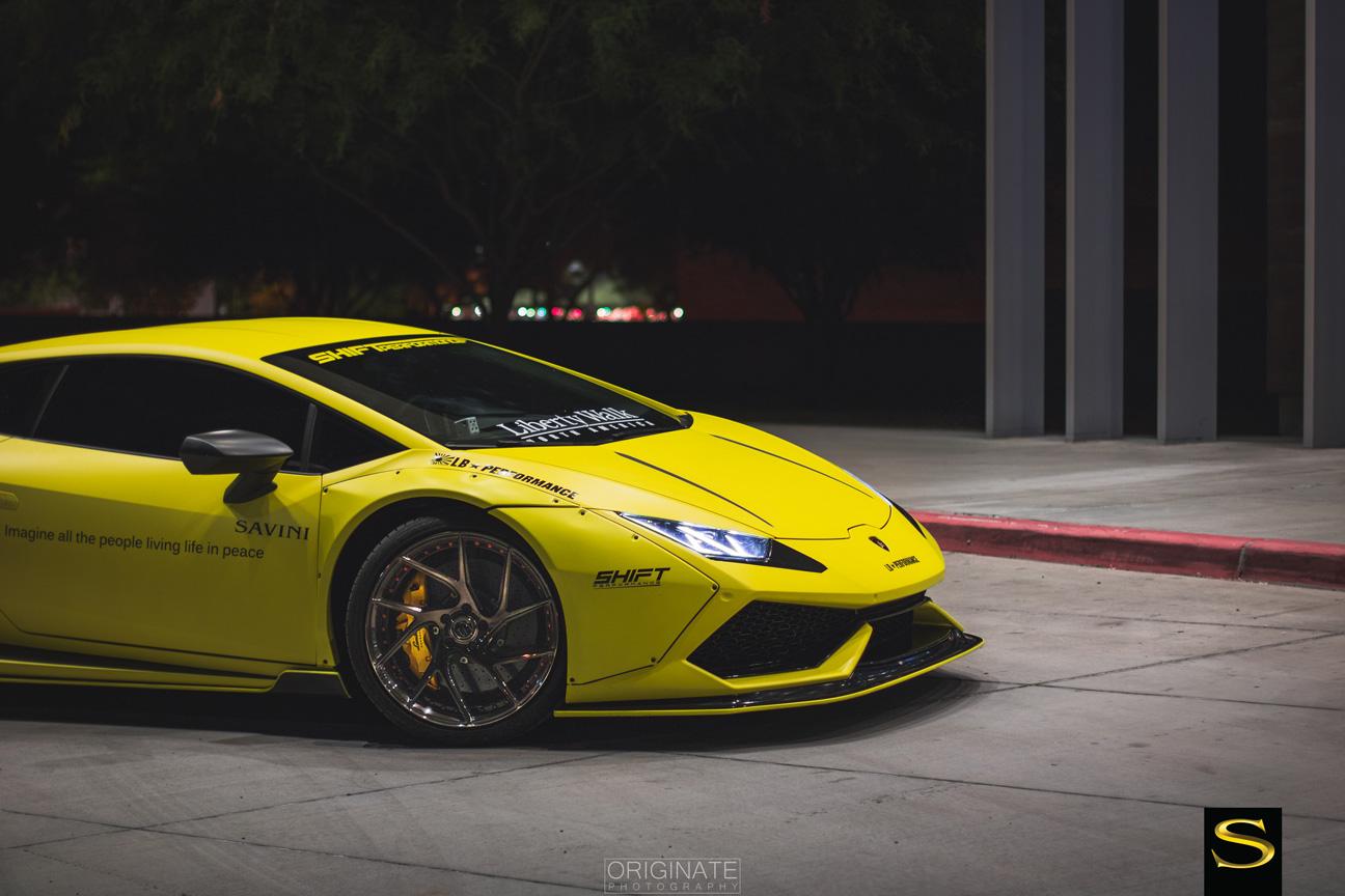 Liberty Auto Sales >> Lamborghini Huracan - Savini Wheels