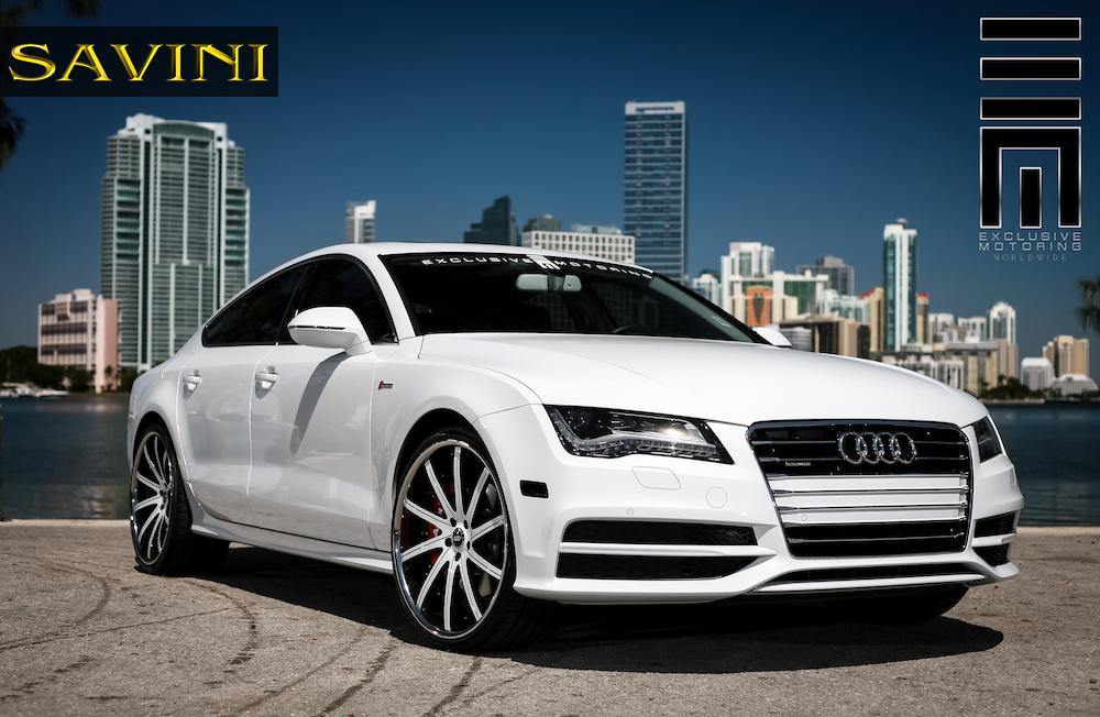 White-Audi-A7-Savini-Forged-Wheels-SV37-C-Concave-White-Black (1)