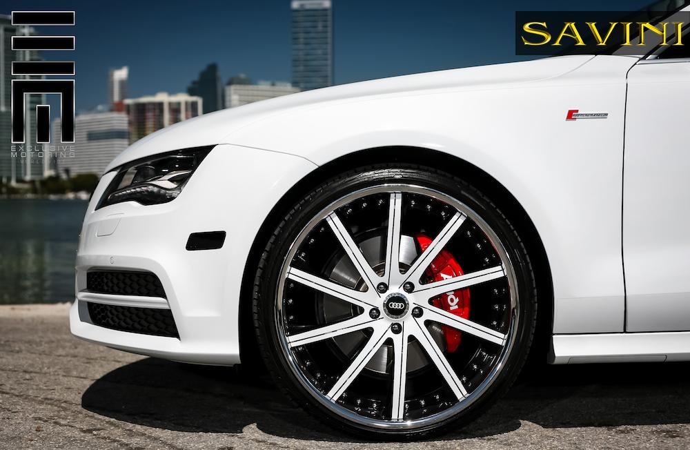 White-Audi-A7-Savini-Forged-Wheels-SV37-C-Concave-White-Black (5)