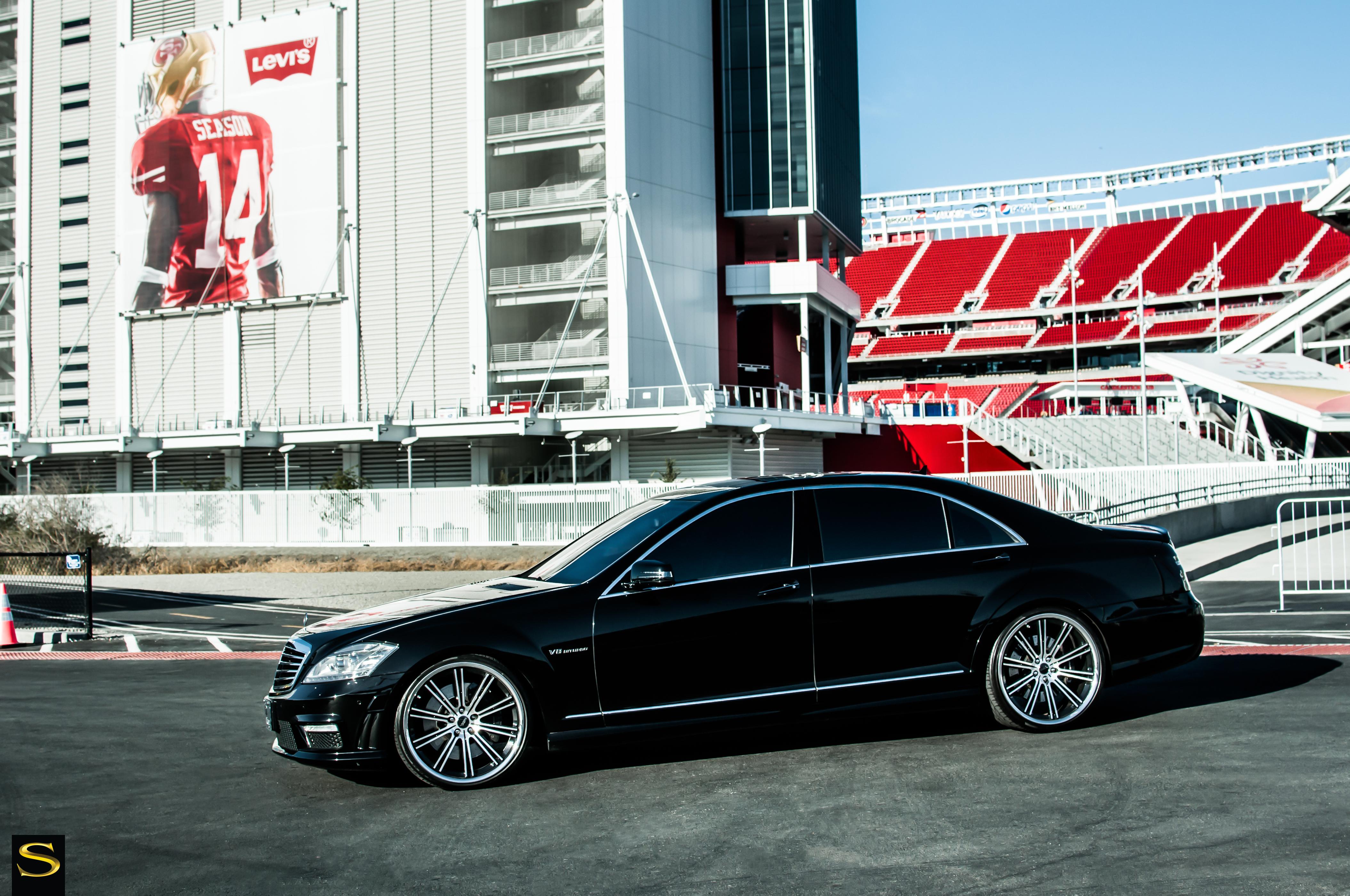Black-California-Wheels-Mercedes-Benz-S63-Saini-Wheels-Black di-Forza-BM3-Machined-Black-Stainless-Steel-11