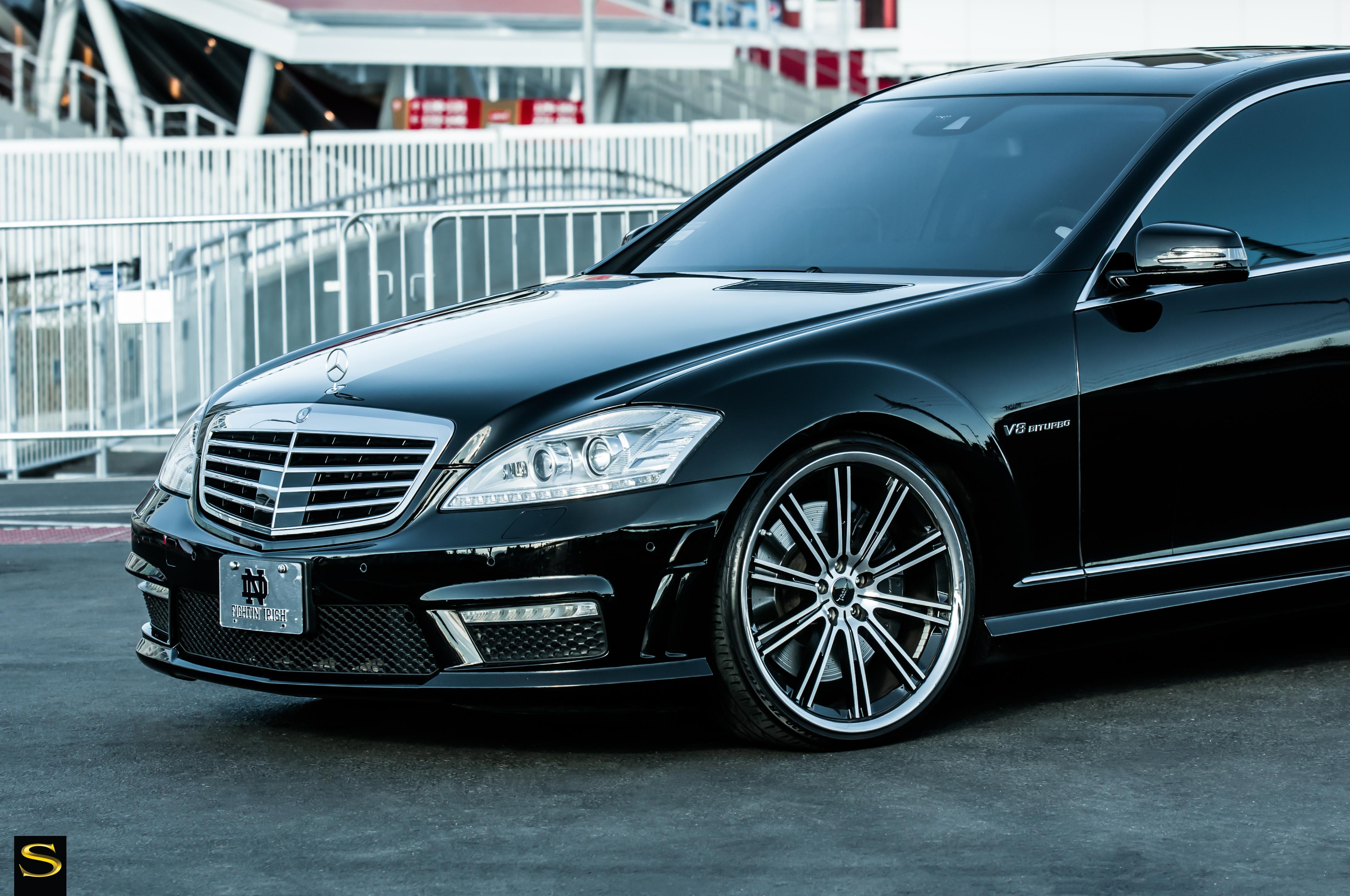 Black-California-Wheels-Mercedes-Benz-S63-Saini-Wheels-Black di-Forza-BM3-Machined-Black-Stainless-Steel-4