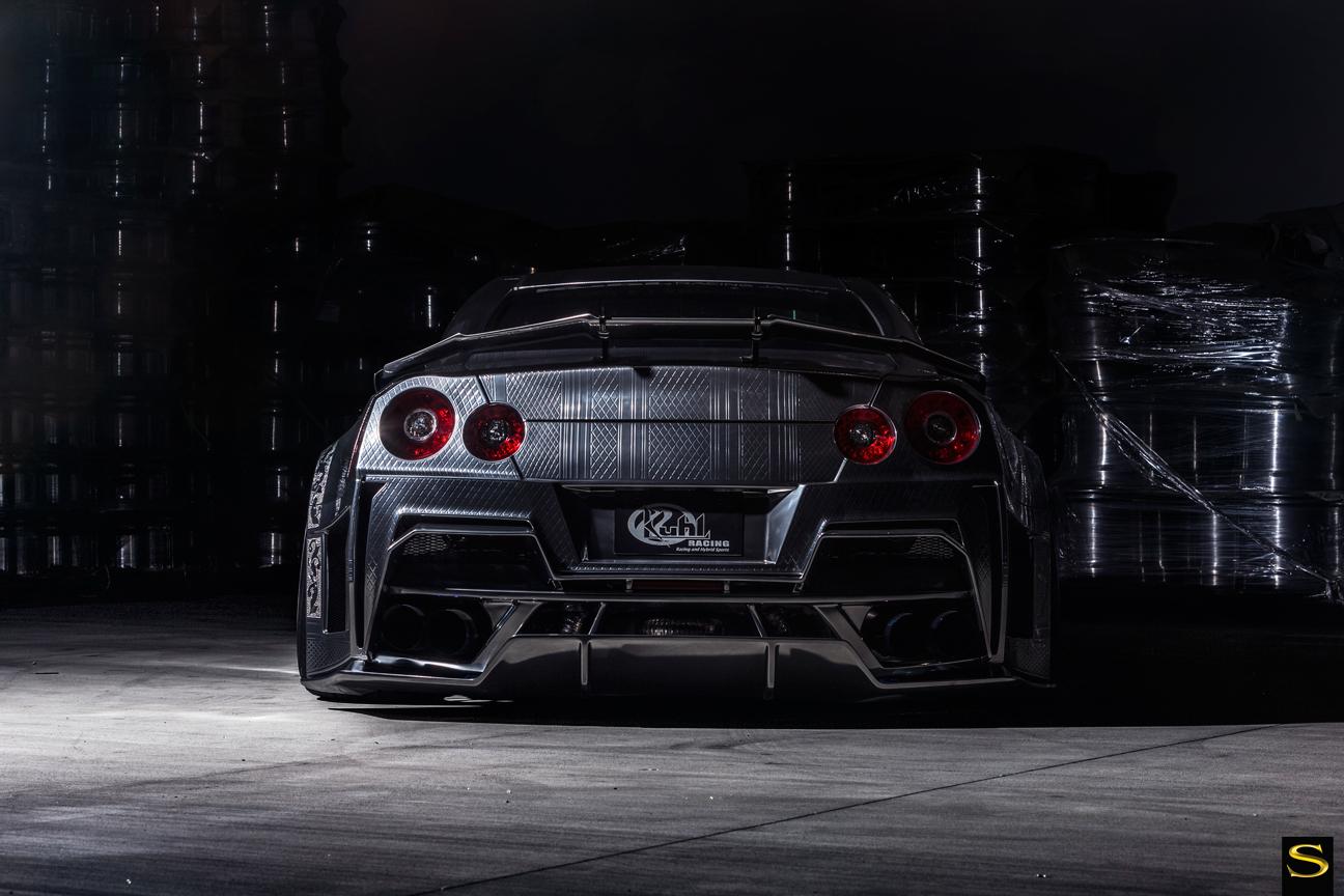 Savini-Black-di-Forza-BM9-L-brushed-with-chrome-step-lip-Kuhl-Nissan-GTR-by-V-(5)