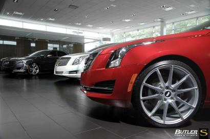Cadillac ATS - Savini Wheels