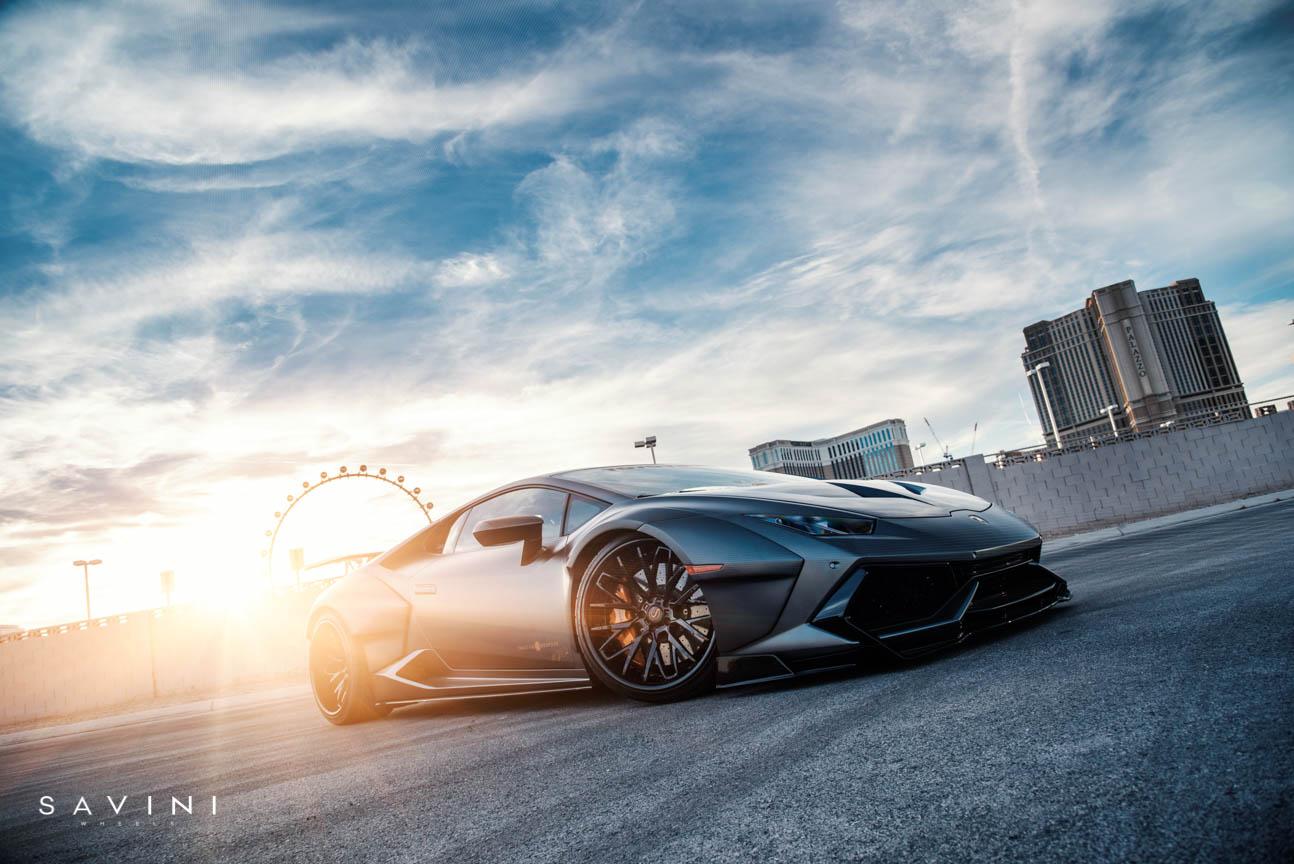 Prior-Design Lamborghini Huracan | SV83 | Savini Wheels